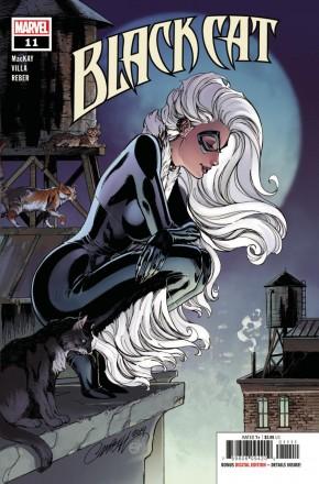 BLACK CAT #11 (2019 SERIES)