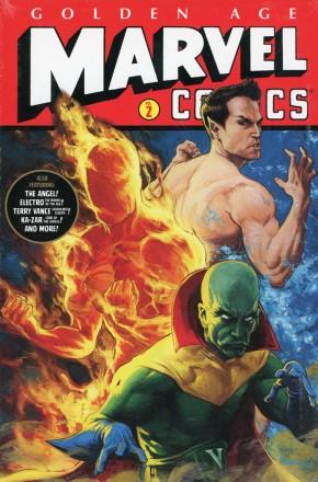 GOLDEN AGE MARVEL COMICS OMNIBUS VOLUME 2 HARDCOVER
