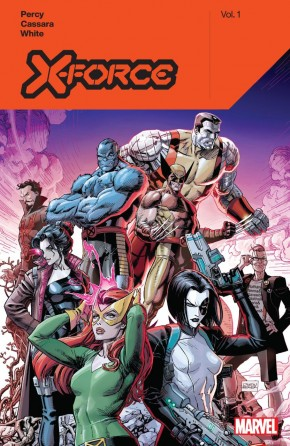 X-FORCE BY BENJAMIN PERCY VOLUME 1 GRAPHIC NOVEL