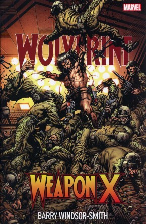 WOLVERINE WEAPON X GRAPHIC NOVEL (NEW PRINTING)