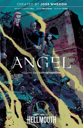 ANGEL VOLUME 2 GRAPHIC NOVEL