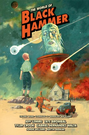 WORLD OF BLACK HAMMER LIBRARY EDITION VOLUME 3 HARDCOVER