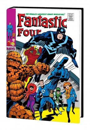 FANTASTIC FOUR OMNIBUS VOLUME 3 DM VARIANT HARDCOVER