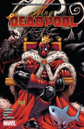 KING DEADPOOL VOLUME 2 GRAPHIC NOVEL