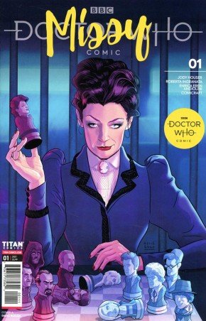 DOCTOR WHO MISSY #1