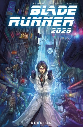 BLADE RUNNER 2029 VOLUME 1 REUNION GRAPHIC NOVEL