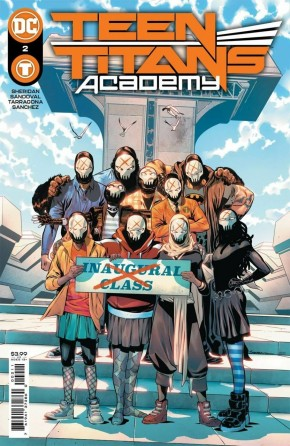 TEEN TITANS ACADEMY #2 (2021 SERIES)