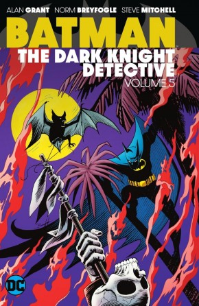 BATMAN THE DARK KNIGHT DETECTIVE VOLUME 5 GRAPHIC NOVEL