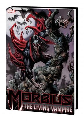 MORBIUS LIVING VAMPIRE OMNIBUS HARDCOVER