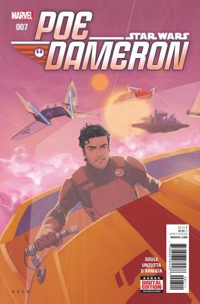 STAR WARS POE DAMERON #7