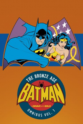 BATMAN THE BRAVE AND THE BOLD BRONZE AGE OMNIBUS VOLUME 1 HARDCOVER