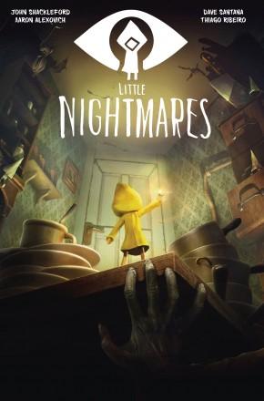 LITTLE NIGHTMARES HARDCOVER