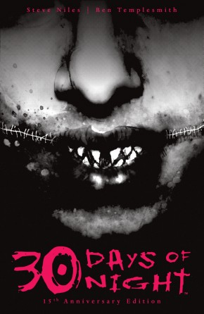 30 DAYS OF NIGHT 15TH ANNVERSARY EDITION DIRECT MARKET EXCLUSIVE GRAPHIC NOVEL