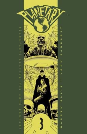 PLANETARY VOLUME 3 LEAVING THE 20TH CENTURY GRAPHIC NOVEL
