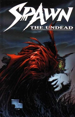 SPAWN THE UNDEAD GRAPHIC NOVEL