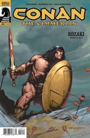 CONAN THE CIMMERIAN #20
