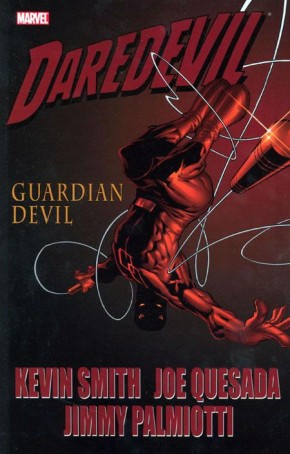 DAREDEVIL GUARDIAN DEVIL GRAPHIC NOVEL