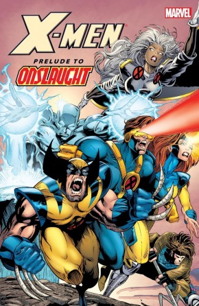 X-MEN PRELUDE TO ONSLAUGHT GRAPHIC NOVEL