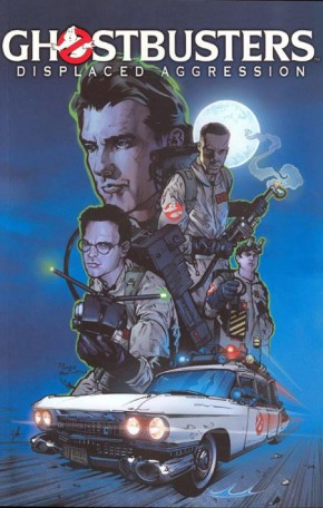 GHOSTBUSTERS DISPLACED AGGRESSION GRAPHIC NOVEL
