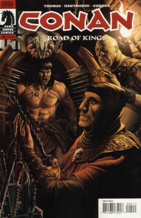 CONAN ROAD OF KINGS #4
