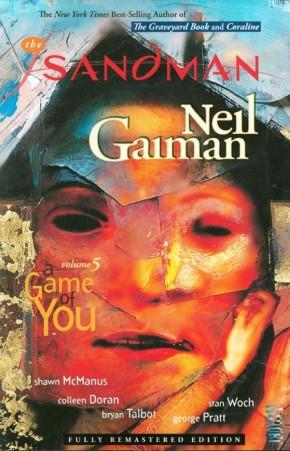 SANDMAN VOLUME 5 A GAME OF YOU GRAPHIC NOVEL