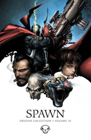 SPAWN ORIGINS VOLUME 10 GRAPHIC NOVEL
