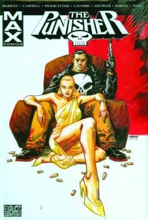 PUNISHER MAX VOLUME 6 HARDCOVER
