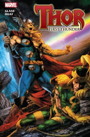 THOR FIRST THUNDER GRAPHIC NOVEL