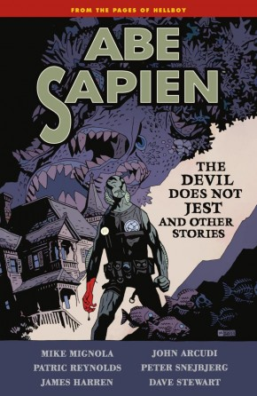 ABE SAPIEN VOLUME 2 THE DEVIL DOES NOT JEST GRAPHIC NOVEL