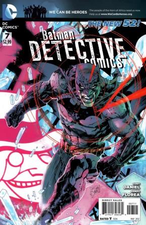 DETECTIVE COMICS #7 (2011 SERIES)