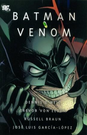 BATMAN VENOM GRAPHIC NOVEL