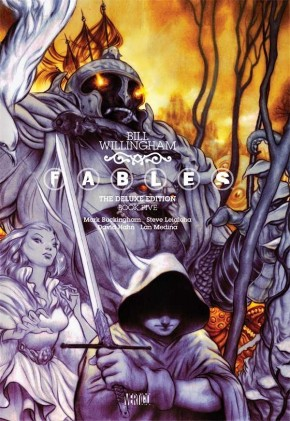FABLES VOLUME 5 DELUXE EDITION HARDCOVER