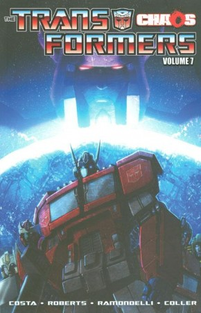 TRANSFORMERS VOLUME 7 CHAOS GRAPHIC NOVEL