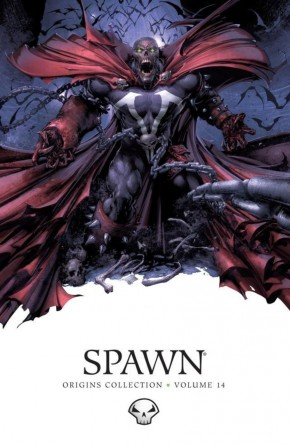 SPAWN ORIGINS VOLUME 14 GRAPHIC NOVEL