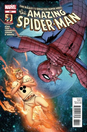 AMAZING SPIDER-MAN #681 (1999 SERIES)