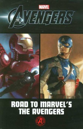 AVENGERS ROAD TO MARVEL AVENGERS GRAPHIC NOVEL