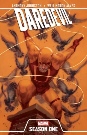 DAREDEVIL SEASON ONE HARDCOVER