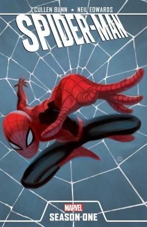 SPIDER-MAN SEASON ONE HARDCOVER