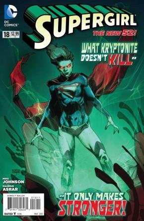 SUPERGIRL #18 (2011 SERIES)