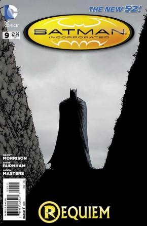 BATMAN INCORPORATED #9 (2012 SERIES)