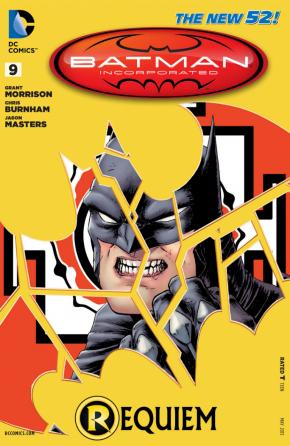 BATMAN INCORPORATED #9 (2012 SERIES) VARIANT