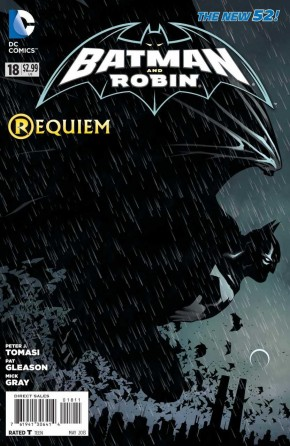 BATMAN AND ROBIN #18 (2011 SERIES)
