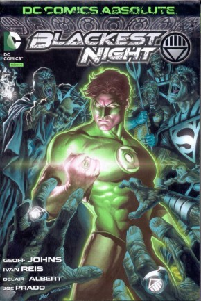 ABSOLUTE BLACKEST NIGHT HARDCOVER
