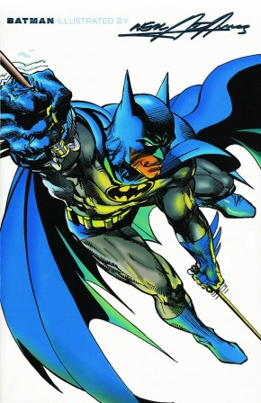 BATMAN ILLUSTRATED BY NEAL ADAMS VOLUME 2 GRAPHIC NOVEL