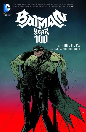 BATMAN YEAR 100 GRAPHIC NOVEL