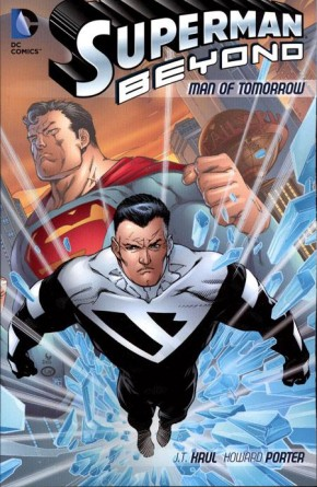 SUPERMAN BEYOND MAN OF TOMORROW GRAPHIC NOVEL