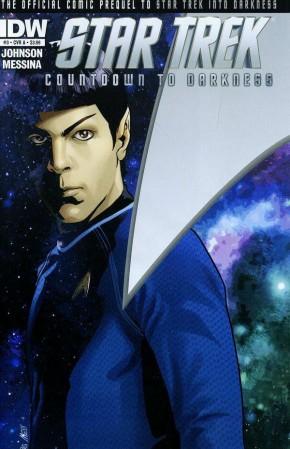 Star Trek Countdown to Darkness #3