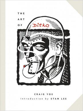 ART OF STEVE DITKO HARDCOVER