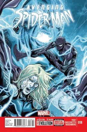 AVENGING SPIDER-MAN #18 (2011 SERIES)