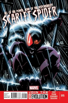 SCARLET SPIDER #15 (2012 SERIES)